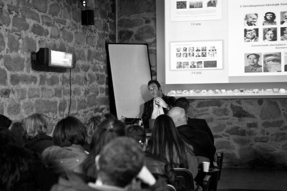 BUFSAD - Artist Talk - Ali Alışır 2012